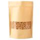 Bolsa Kraft Resellable 15cm x 22cm Jocla Panama