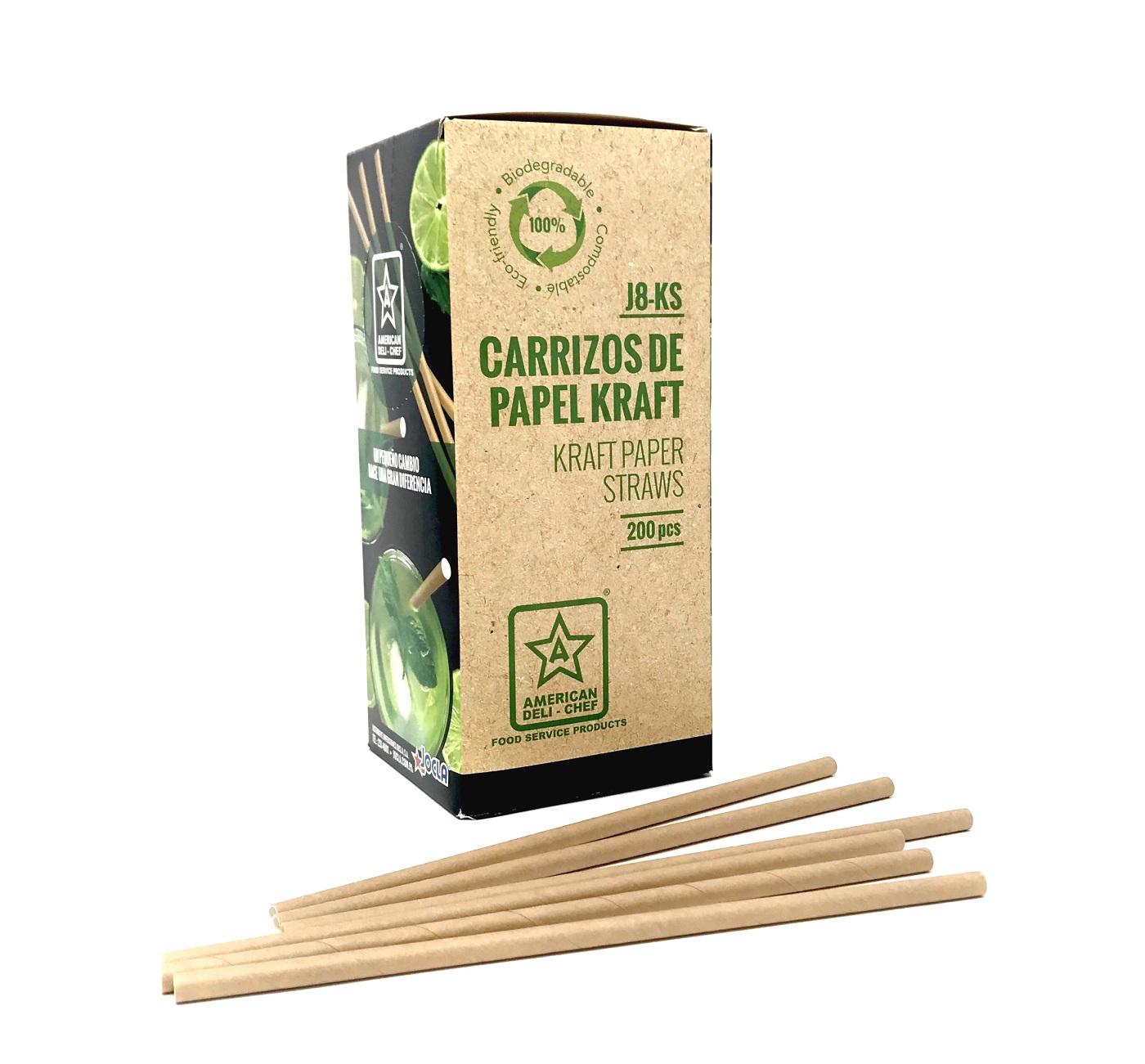 Carrizo Kraft Biodegradable Jocla Panama