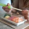"Sushi Tray 8.7""x3.58""x0.87"" Jocla Panama"