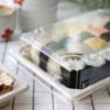 """Sushi Tray 7.26""""x5.04""""x0.80"""" Jocla Panama B"""